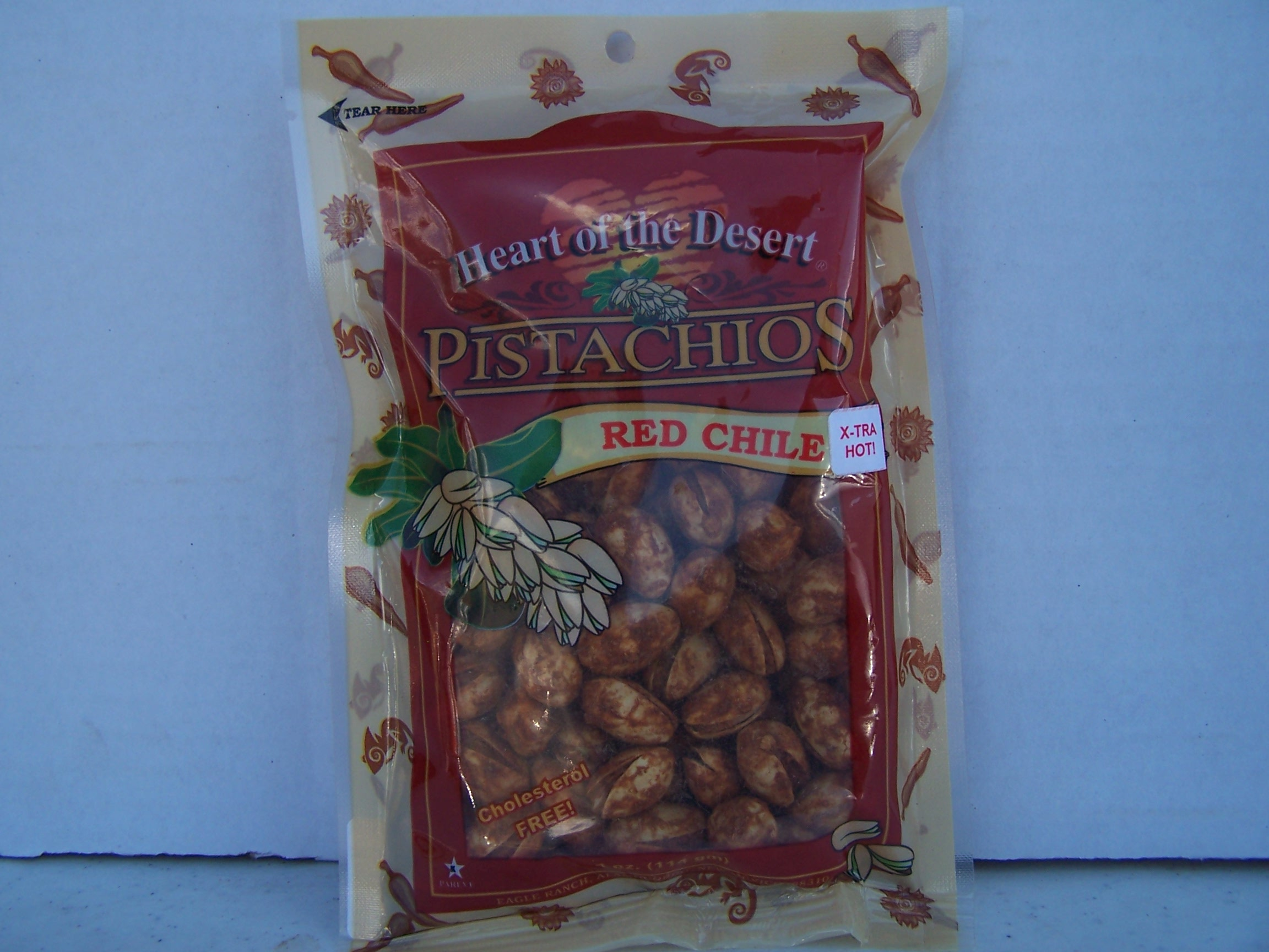 Pistachios 4 oz. Cello Bag