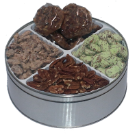 Three-Pound Praline Combo Tin